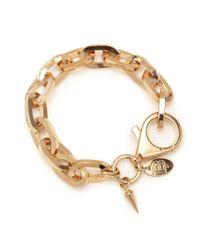Bing Bang - Metallic Boyfriend Chain Bracelet - Lyst