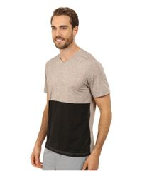 Brooks | Black Fly-by Short Sleeve Top for Men | Lyst