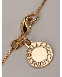 Stella McCartney - Metallic Matchstick Necklace - Lyst