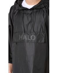 Halo - Black Rain Cover for Men - Lyst