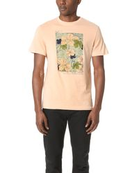 Éditions MR | Pink Printed Tee for Men | Lyst