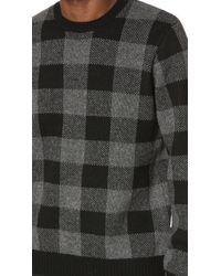Obey - Multicolor Landon Sweater for Men - Lyst