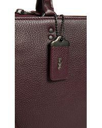 COACH - Multicolor Rogue Briefcase for Men - Lyst