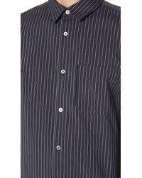 A.P.C. - Blue Will Shirt for Men - Lyst