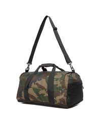 Stussy - Black Stock Duffel Bag for Men - Lyst