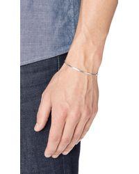 Le Gramme - Metallic 7 Grammes Polished Bracelet for Men - Lyst