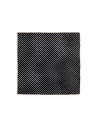 Paul Smith - Black Pin Dot Pocket Square for Men - Lyst