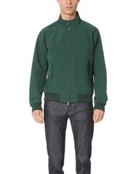 Baracuta - Blue G9 Modern Classic Jacket for Men - Lyst