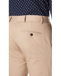 Club Monaco - Natural Connor Essential Dress Pants for Men - Lyst