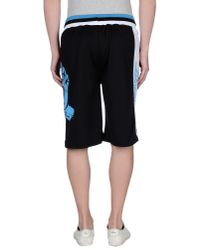 Santa Cruz - Black Bermuda Shorts for Men - Lyst