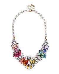 BaubleBar | Multicolor Rainbow Brite Bib | Lyst
