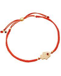 Astley Clarke | Orange Space Oddity Bracelet | Lyst