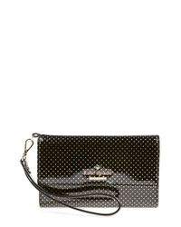 kate spade new york | Black Lilac Street Dot Leyna | Lyst