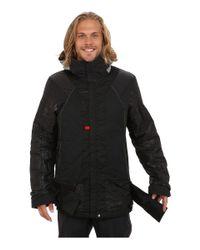 Oakley Black Division 2 Biozone Insulated Jacket for men