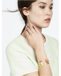 BaubleBar - Metallic Pop Art Bracelet Trio - Lyst
