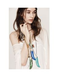 Jenny Bird | Blue Wildland Necklace - Large | Lyst
