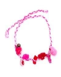 Dosa | Pink 'monas' Bracelet | Lyst