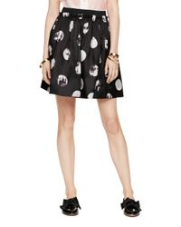 kate spade new york | Black Moonbeam Gwyn Skirt | Lyst