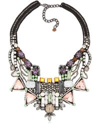 Nocturne | Multicolor Pora Necklace | Lyst