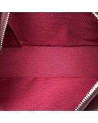 Louis Vuitton Purple Monogram Canvas Glace Alston Shoulder Bag