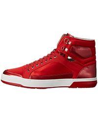 Ferragamo - Red Nigel Sneaker for Men - Lyst