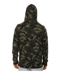 Under Armour - Green Ua Rival Cotton Novelty Hoodie for Men - Lyst