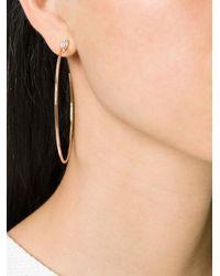 Vita Fede | Metallic 'asteria' Hoop Earrings | Lyst