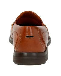 Clarks - Brown Un.easley Twin for Men - Lyst