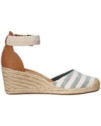 Sperry Top-Sider - Natural Valencia Canvas - Lyst