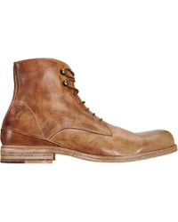 Shoto - Brown Derby Boot for Men - Lyst