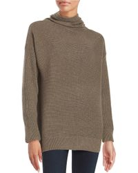 Bailey 44 | Brown Knit Turtleneck Sweater | Lyst