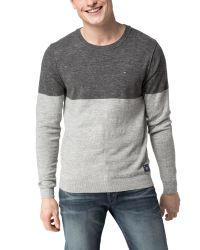 Tommy Hilfiger | Gray Georgia Sweater for Men | Lyst