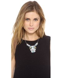 DANNIJO - Metallic Indie Ii Necklace - Lyst