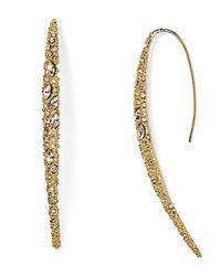 Alexis Bittar | Pink Spear Earrings | Lyst