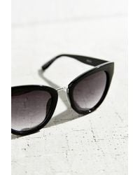 Urban Outfitters | Gray Traveler Cat-eye Sunglasses | Lyst
