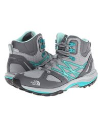 The North Face | Blue Ultra Fastpack Mid | Lyst