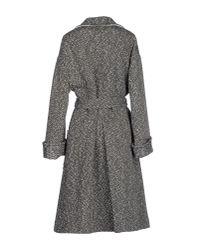 Balenciaga - Black Coat - Lyst