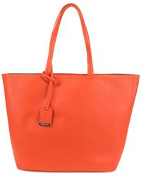 Kenneth Cole Reaction | Orange Clean Slate Large Tote | Lyst