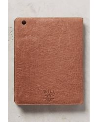 Will Leather Goods | Brown Jojo Ipad Case | Lyst