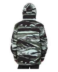 Quiksilver - Green Mission 3-in-1 Snow Jacket for Men - Lyst