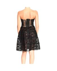 John Richmond - Black Women's Dress - Lyst