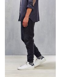Katin | Black Port Fleece Jogger Pant for Men | Lyst
