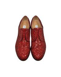 Fratelli Rossetti - Red Ciliegia Glitter Dandy Derby Shoe for Men - Lyst