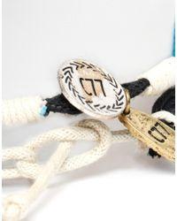 Classics 77 - Blue Point Danger Bracelet Pack for Men - Lyst
