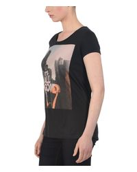 Bench | Black Jtear Short Sleeve Graphic T Shirt | Lyst