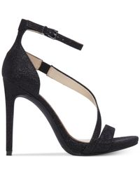 Jessica Simpson | Black Rayli Evening Sandals | Lyst