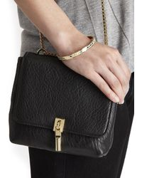 Marc By Marc Jacobs - Metallic Cream Enamel Bracelet - Lyst