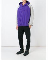 Adidas Originals - Metallic 'adidas X Kolor' Jacket for Men - Lyst