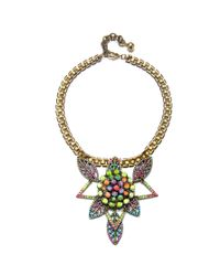 Lulu Frost | Metallic Chroma Necklace | Lyst