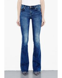 M.i.h Jeans - Blue Bodycon Marrakesh Jean - Lyst